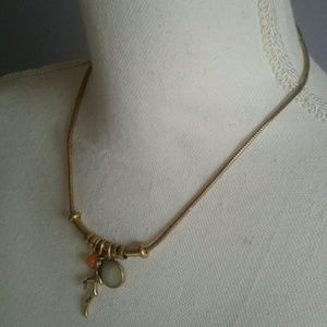 Lucky Brand Jewelry - Lucky Brand Charm Necklace NIB